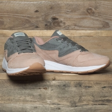 SAUCONY Grid 8000 S70303-3 Salmon Charcoal