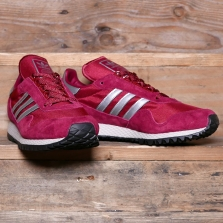 adidas Originals Bb1189 New York Burgundy
