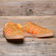 adidas Originals Bb5270 Bermuda Gold/orange