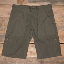 Stan Ray 6 Pocket Cargo Short Olive Rip Stop