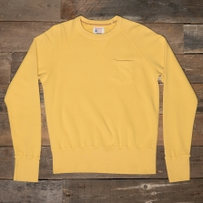 Champion Todd Snyder Ts Crewneck Sweatshirt D918x17 T072 Golden Yellow