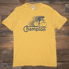 Champion Todd Snyder Ts Crewneck T Shirt D021s17 T072 Golden Yellow