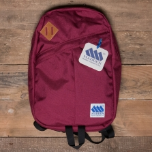 MADDEN EQUIPMENT Dans Deluxe Pack Cordura Burgundy