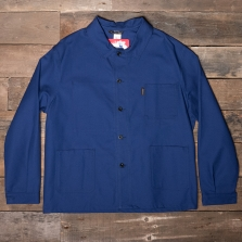 LE LABOUREUR Jacket 18 Cotton Drill Navy