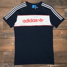 adidas Originals Bk7788 Block Tee Ink