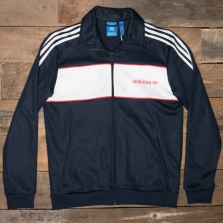 adidas Originals Bk7846 Block Track Top Ink