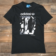 adidas Originals Bq3061 Artist Paris T Shirt Black