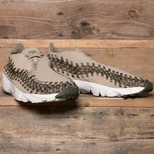 NIKE Air Footscape Woven Nm 875797 200 Khaki