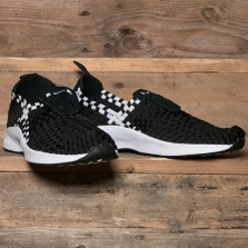NIKE Air Woven 312422 002 Black White