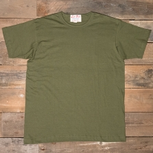 LEFTFIELD NYC Tube Tee 2 Pack Olive