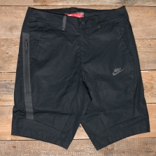 NIKE M Nsw Bnd Short Wvn 823365 010 Black