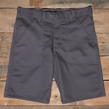 Stan Ray 4 Pocket Twill Short Charcoal