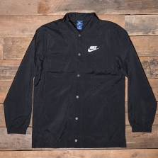 NIKE Nsw Woven Coaches Jacket 861752 010 Black