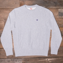 CHAMPION 210965 Reverse Weave Sweatshirt Em004 Heather Grey