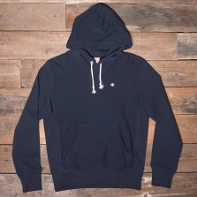 CHAMPION 210966 Reverse Weave Hooded Sweat Bs501 Navy