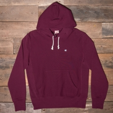 CHAMPION 210966 Reverse Weave Hooded Sweat Rs509 Burgundy