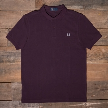 Fred Perry M6000 Plain Fred Perry Shirt D69 Bramble