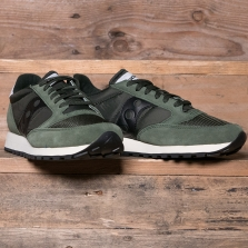SAUCONY Jazz Original Vintage S70368-8 Dark Green Black
