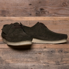Clarks Originals Weaver Suede Peat
