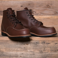 Red Wing 02954d Cooper Boot Amber Portage