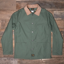 Stan Ray Archive Jacket Olive Sateen