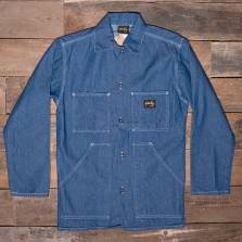 Stan Ray Shop Jacket 10oz Chambray Blue