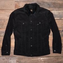 LEE Sherpa Rider Jacket Black