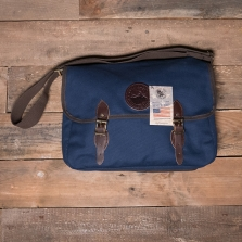DULUTH PACKS Standard Book Bag Navy