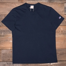 CHAMPION 210971 Reverse Weave T Shirt Bs501 Navy