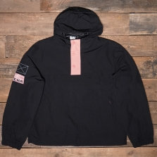 CHAMPION WOOD WOOD 211087 Hooded Jacket Kk001 Black Pink