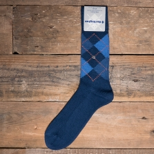 BURLINGTON 24284 Preston Socks 6000 Light Blue