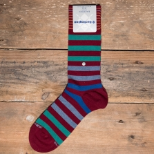 BURLINGTON 21023 Blackpool Socks 8010 Wine