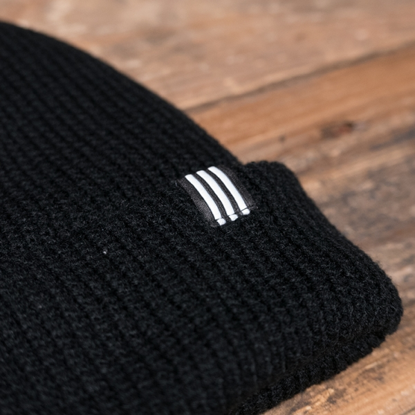Adidas Originals Br2684 Beanie Tonal Black The R Store