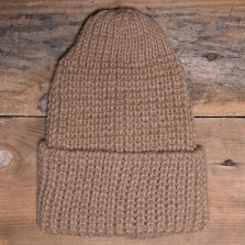 HIGHLAND 2000 Hc Alpaca/british Wool Watch Cap Camel