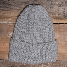 HIGHLAND 2000 Hc Alpaca/british Wool Watch Cap Light Grey