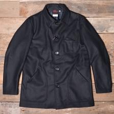 VETRA 2f05/2067d Lined Wool Workwear Jacket Marine