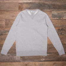 VELVA SHEEN 161153s 10oz Wv Raglan Sweat Heather Grey