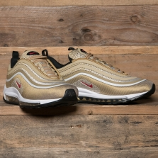 NIKE Air Max 97 Ul 17 918356 700 Metallic Gold