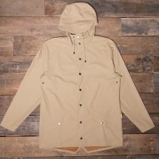 Rains Waterproof Jacket Desert
