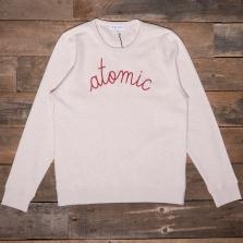 MAISON LABICHE Sweatshirt Atomic Sunsand
