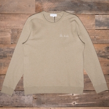 MAISON LABICHE Sweatshirt The Dude Khaki