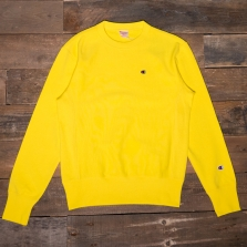 CHAMPION 210965 Reverse Weave Sweatshirt Ys010 Yellow