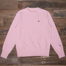 CHAMPION 210965 Reverse Weave Sweatshirt Ps066 Pale Pink