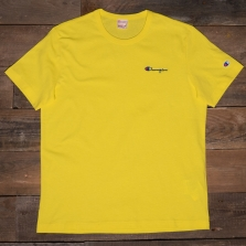 CHAMPION 211985 Logo T Shirt Ys010 Yellow