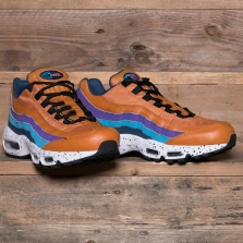 NIKE Air Max 95 Premium 538416 800 Monarch Light Blue