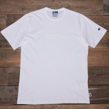 Champion Beams 211621 Beams North T Shirt Ww001 White