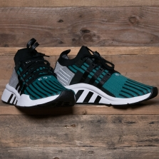 adidas Originals Cq2998 Eqt Support Mid Adv Prime Knit Black Green