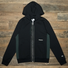 CHAMPION WOOD WOOD 211881 Hooded Full Zip Sweat Kk001 Black
