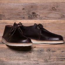 Clarks Originals Desert Trek Leather Chestnut
