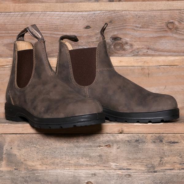 244dfd624e93 BLUNDSTONE 585 Comfort Boot Rustic Brown – The R Store